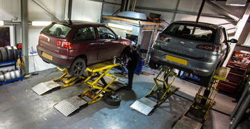 Servicing, MOT & Repairs